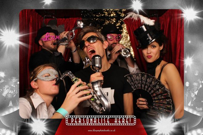 red-carpet-hollywood-themed-photo-booth-scene-by-Blooper-Photobooths 1